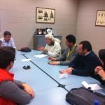 Comitato Scientifico in riunione