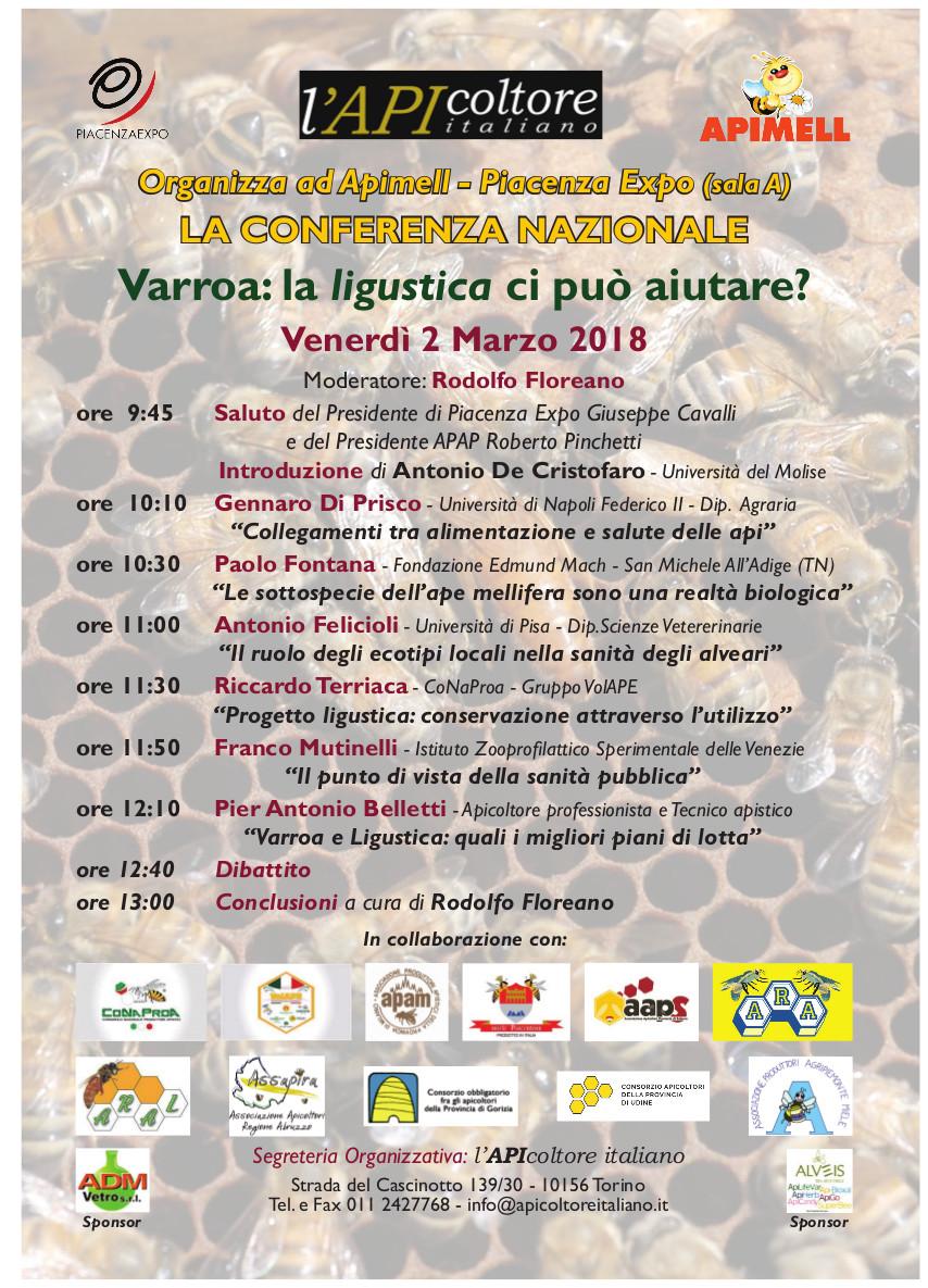 Convegno APIMELL 2018