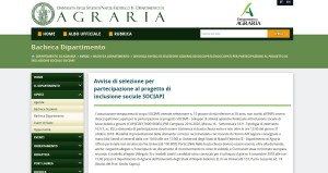 Web Site UniNa Bando