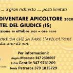 Copertina facebook Corso Castel del Giudice 2020